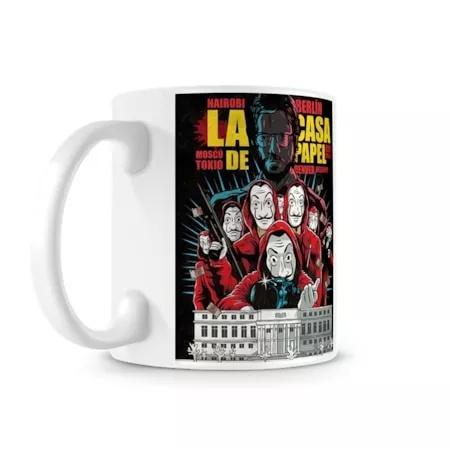 Mug, printed, Cup, Porcelain