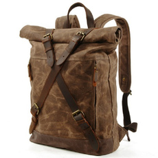 Men, rucksack, Vintage, Photography
