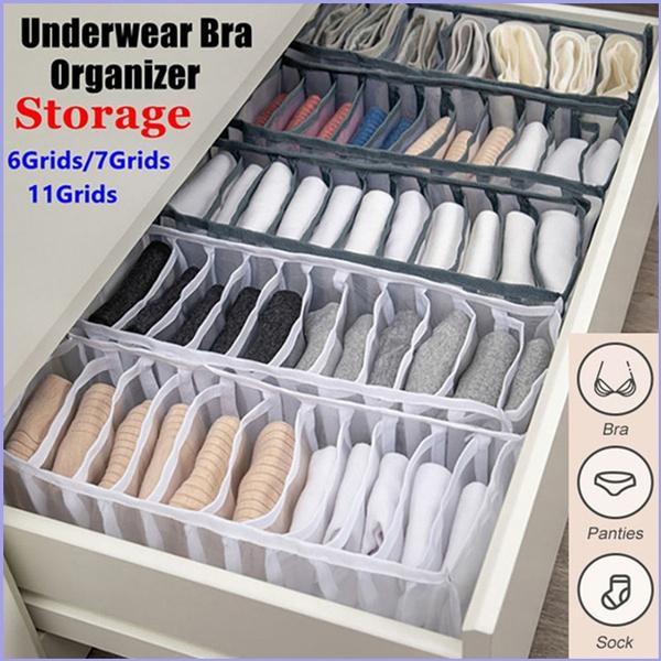 Box, Storage & Organization, Underwear, Closet