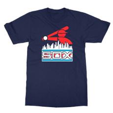 T Shirts, Baseball, Shirt, Chicago