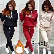 Winter, hoodies for women, Spring, hoody tracksuit