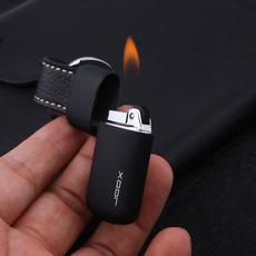 Mini, Key Chain, gas, leather