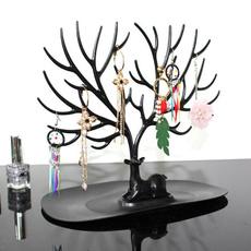 Tree, Storage, earring organizer, Deer