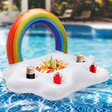 rainbowcloud, piscinegonflable, Summer, Inflatable