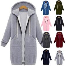 Jacket, hooded, velvet, Winter