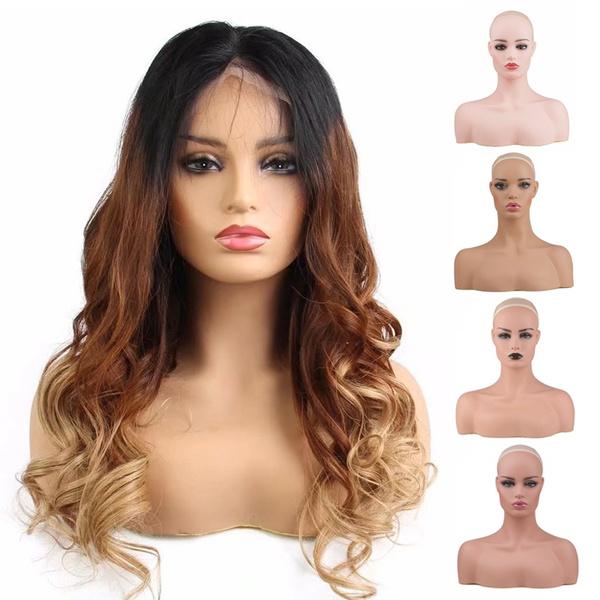 wig, Head, Fashion, headform