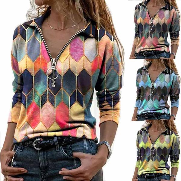 Summer, Fashion, Spring/Autumn, Long Sleeve