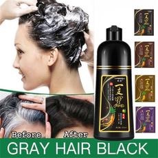 Shiny, instanthairdye, naturalblackhair, Shampoo