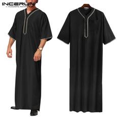 muslimclothing, longtop, Sleeve, islamicabaya