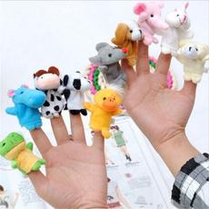 Toy, fingerpuppet, plushfingerdoll, Animal