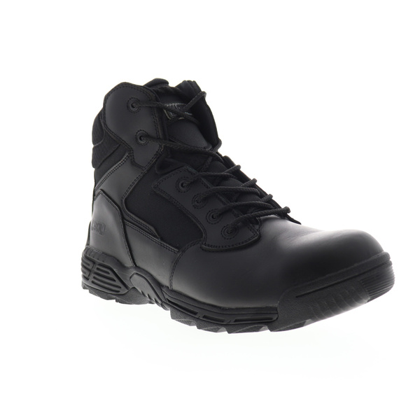 footweartypeboot, manufacturercolorblack, leather, modelnamestealthforce60
