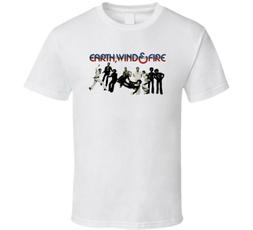 Fire, Earth, Fashion, Shirt