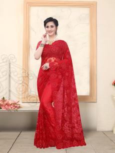 blouse, saree, redsaree, Bollywood