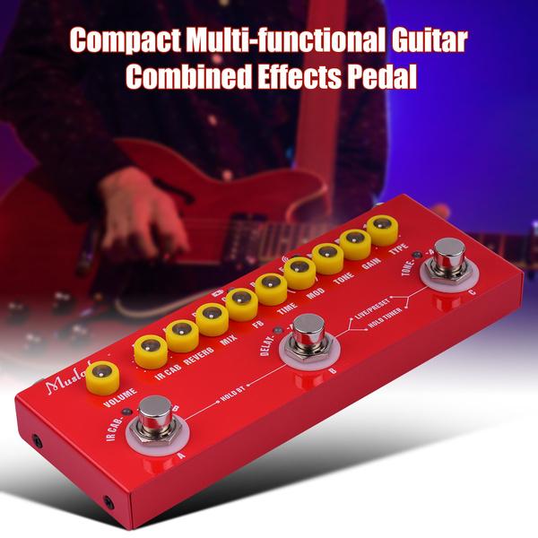 guitareffectpedal, guitarpedal, Battery, wireless