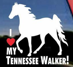 Car Sticker, horse, Love, Home Decor