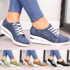 casual shoes, laceupshoe, Sport, Platform Shoes