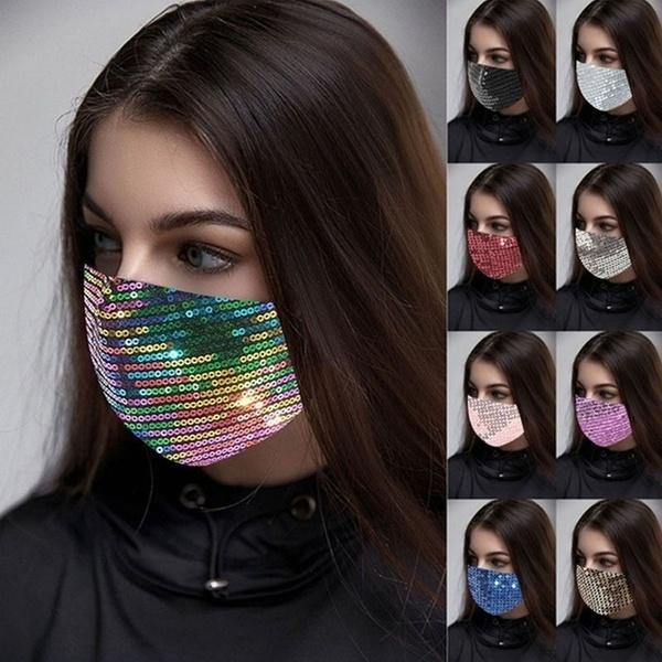 Bling, dustmask, Cover, Face Mask