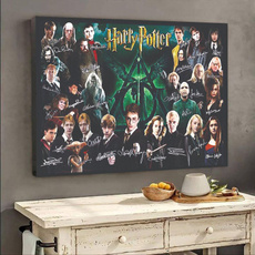 trymybest, Posters, Decor, Harry Potter