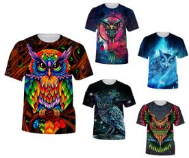Owl, Fashion, Necks, Sleeve