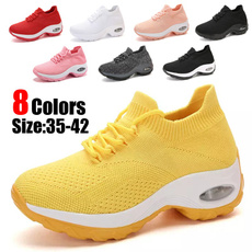 Sneakers, Outdoor, shoes for womens, Cushions