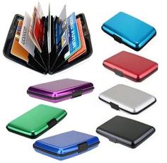 Box, metalwallet, Waterproof  wallet, Aluminum