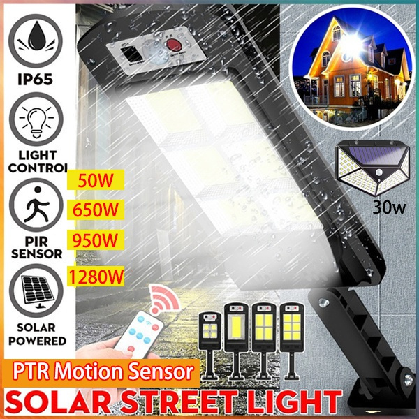Outdoor, Remote Controls, walllightsolar, Waterproof