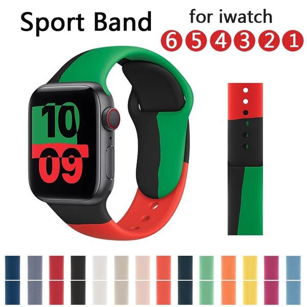 iwatchblackunitysiliconesportband, iwatchblackunitystrap, iwatch38mmsiliconesportband, iwatchblackunity44mmband