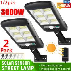 solarwalllamp, Outdoor, led, Garden