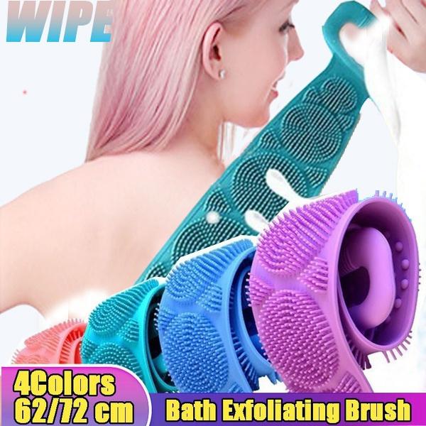 Bathroom, brushforback, scrubber, bodybrush