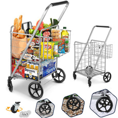 trolley, Grocery, Capacity, highcapacity