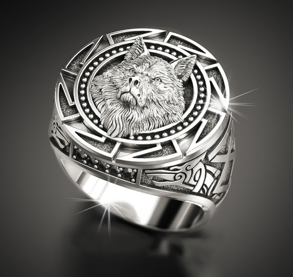 Sterling, Fashion, Jewelry, wolfring