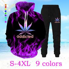 3D hoodies, suitsformen, leaf, coolhoodie