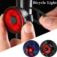 Flashlight, Lamp, LED Headlights, Bicycle