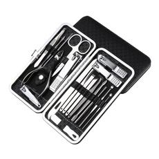 nailscissorsset, case, nailcliper, Beauty