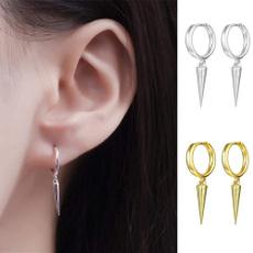 huggieearring, Hoop Earring, Dangle Earring, Jewelry