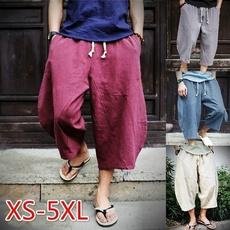 Pocket, harem, Beach Shorts, pants