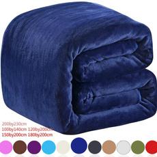 solidblanket, flannelblanket, Cozy, Sofas