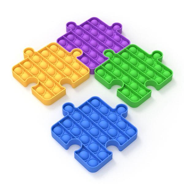Toy, autismpuzzle, relieftoy, sensorytoy