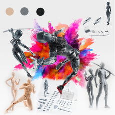 doll, artsketch, Action Figure, woodenfigure