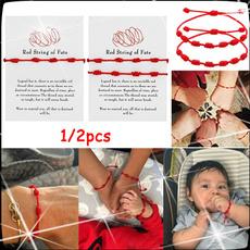 Rope, Jewelry, Family, luckybracelet
