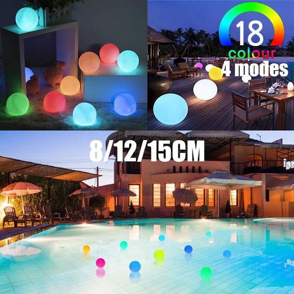 floatinglight, led, Garden, poollighting