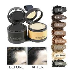 Gray, hairliner, shadingpowder, hairshadowpowder