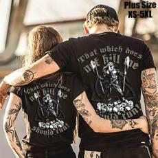 punkgothic, Fashion, unisex clothing, Shirt