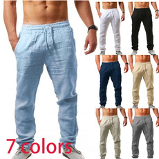 Summer, trousers, pants, Breathable