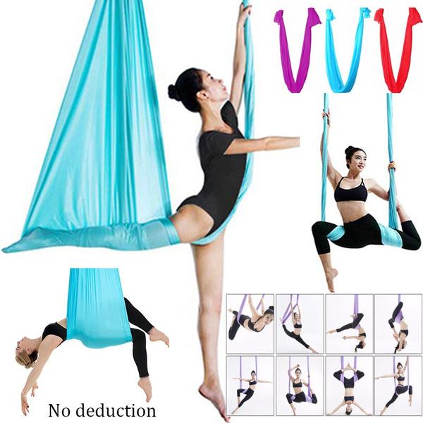 silk, Yoga, Sling, yogasling