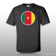 Flag, Fashion, Shirt, Stickers
