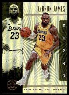 Basketball, Sports & Outdoors, 201920basketballcard, Los Angeles Lakers