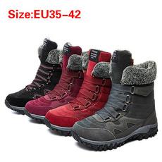 Outdoor, velvet, Winter, Warm Boots