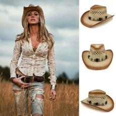 Travel Accessories, Cowboy, unisex, hats for women