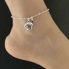 Sterling, sterling silver, wishbracelet, Chain